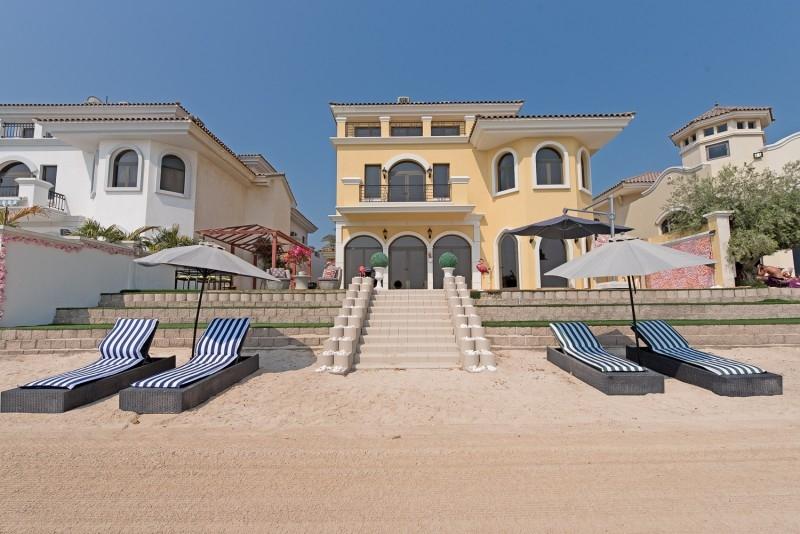 5 Bedroom Villa For Sale in  Garden Homes Frond D,  Palm Jumeirah | 0