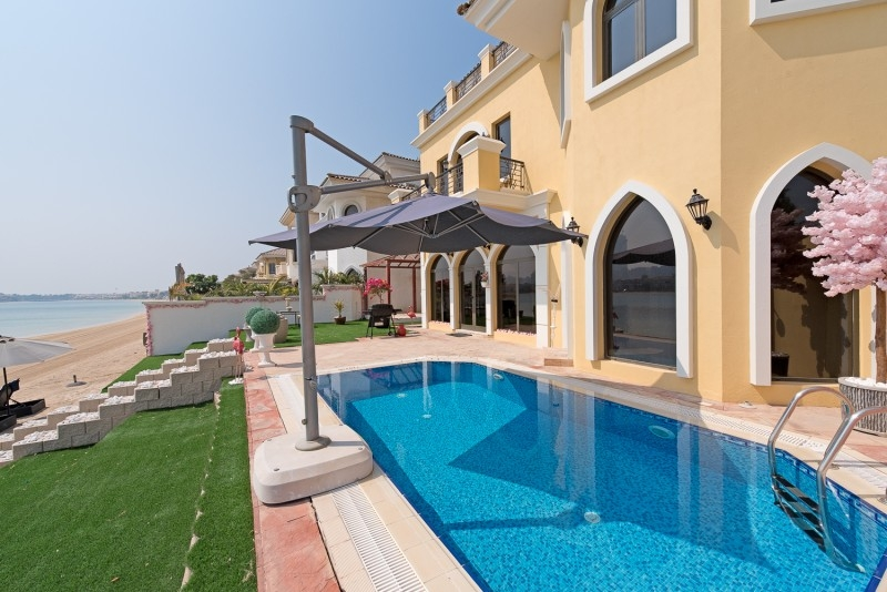 5 Bedroom Villa For Sale in  Garden Homes Frond D,  Palm Jumeirah | 13