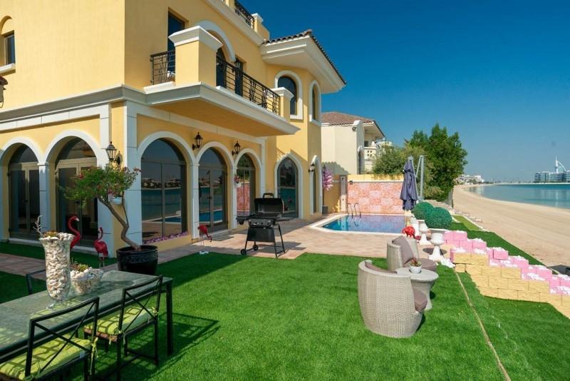 5 Bedroom Villa For Sale in  Garden Homes Frond D,  Palm Jumeirah | 1