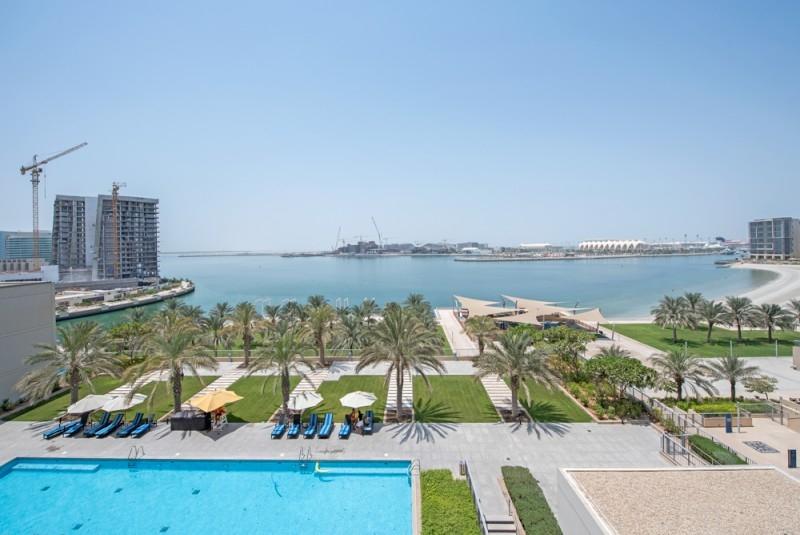 Al Zeina Residential Tower A, Al Raha Beach