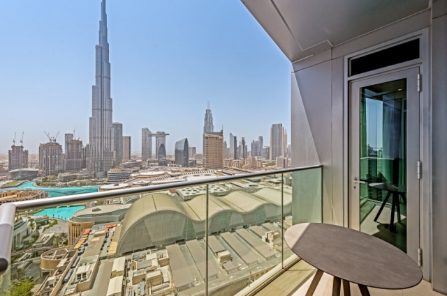 The Address Residence Fountain Views 2, Downtown Dubai