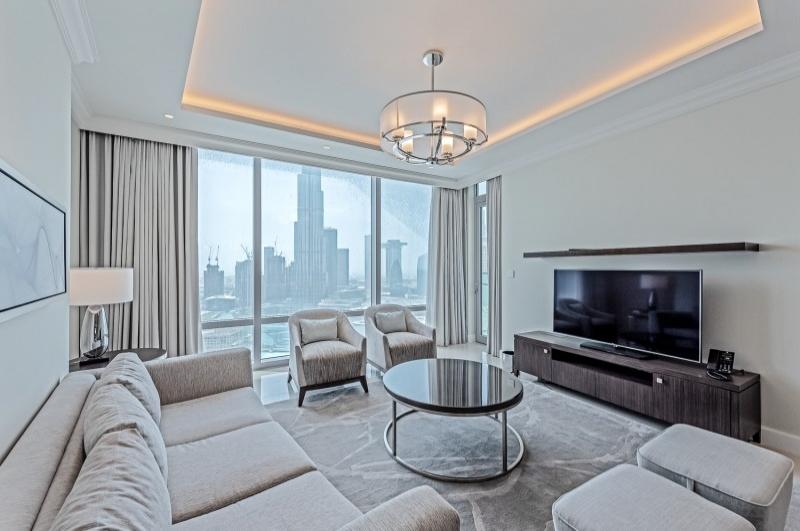 The Address Residence Fountain Views 2, Downtown Dubai