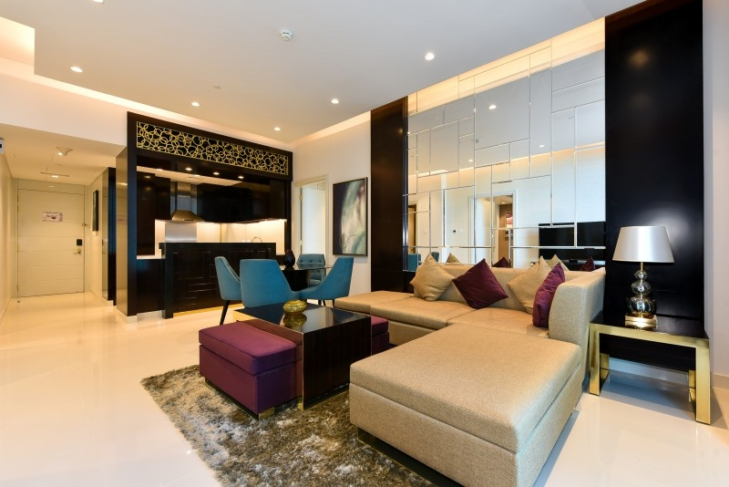 Upper Crest, Downtown Dubai