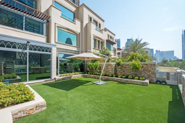 Al Fairooz Villas, Dubai Marina