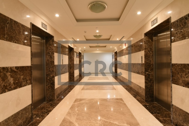office for sale in business bay, churchill executive tower | 10