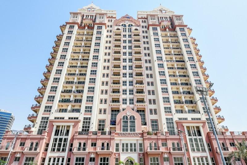 1 Bedroom Apartment For Rent in  Venetian,  Dubai Sports City   7