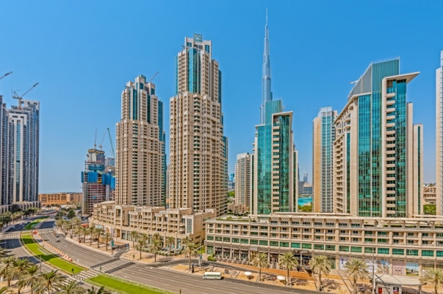 Mada Residences, Downtown Dubai