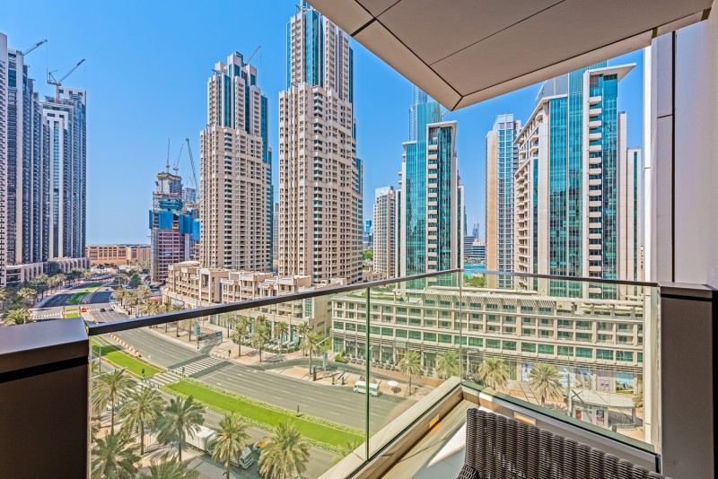 2 Bedroom Apartment For Sale in  Vida Residence Downtown,  Downtown Dubai | 9