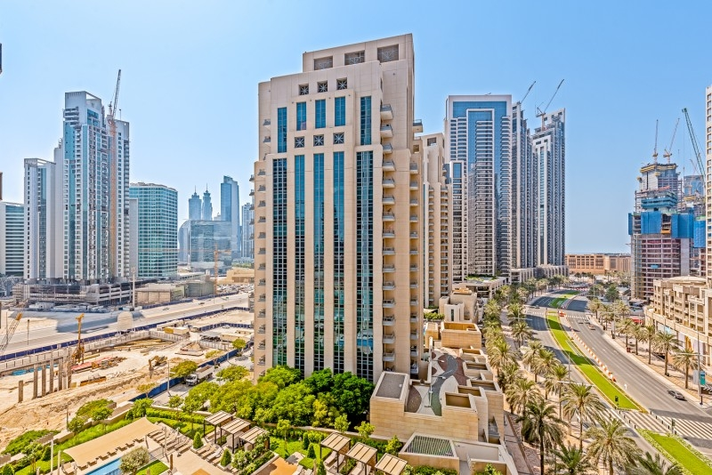 2 Bedroom Apartment For Sale in  Vida Residence Downtown,  Downtown Dubai | 10