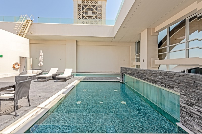 1 Bedroom Apartment For Rent in  Maze Tower,  Sheikh Zayed Road   11