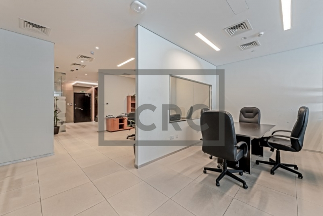 office for sale in business bay, bay square building 1 | 1