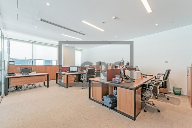 office for sale in business bay, bay square building 1 | 3