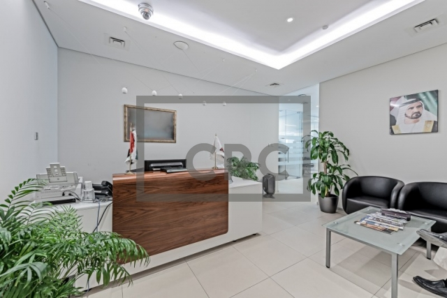 8,000 sq.ft. Office in Business Bay, Bay Square Building 1 for AED 8,400,000
