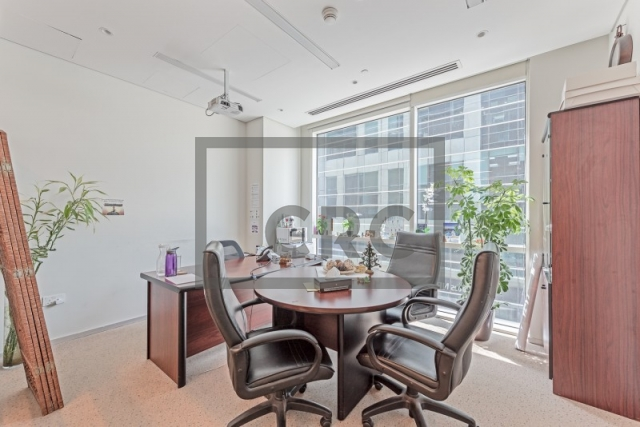 office for sale in business bay, bay square building 1   6