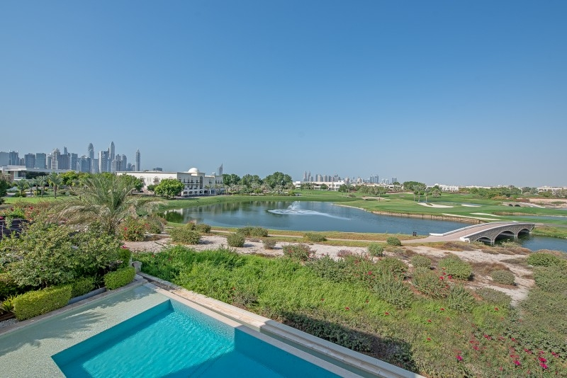 7 Bedroom Villa For Sale in  Sector E,  Emirates Hills | 4