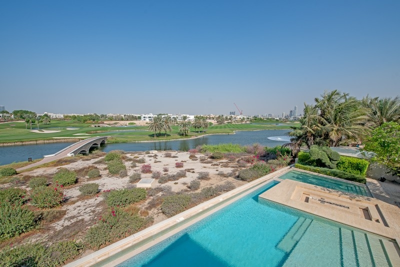 7 Bedroom Villa For Sale in  Sector E,  Emirates Hills | 15