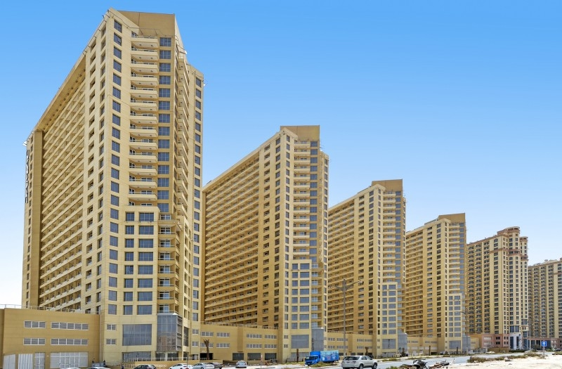 1 Bedroom Apartment For Sale in  Lakeside Tower D,  Dubai Production City (IMPZ) | 8