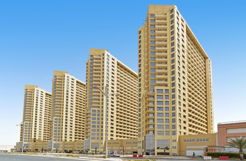 1 Bedroom Apartment For Sale in  Lakeside Tower D,  Dubai Production City (IMPZ) | 9