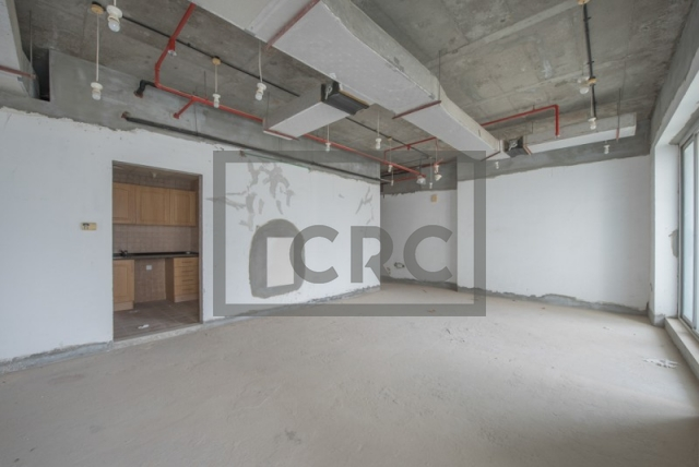 694 sq.ft. Office in Jumeirah Lake Towers, Armada Tower 2 for AED 312,228