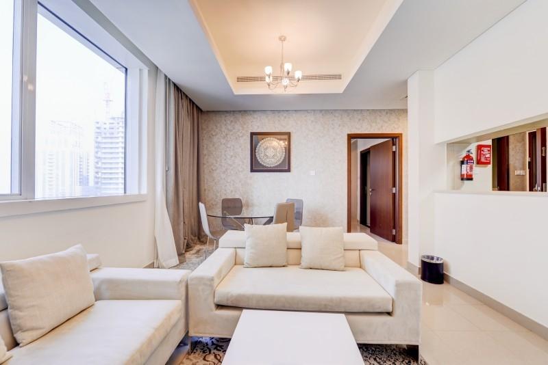 1 Bedroom Apartment For Rent in  Barcelo Residences,  Dubai Marina | 0