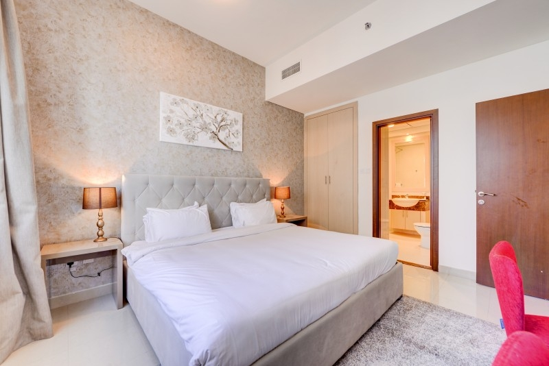 1 Bedroom Apartment For Rent in  Barcelo Residences,  Dubai Marina | 2