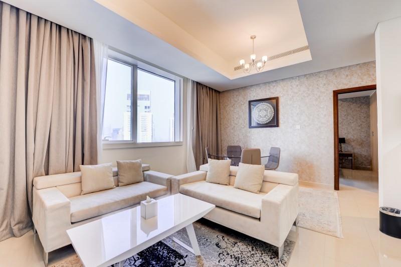 1 Bedroom Apartment For Rent in  Barcelo Residences,  Dubai Marina | 3
