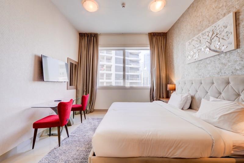 1 Bedroom Apartment For Rent in  Barcelo Residences,  Dubai Marina | 1