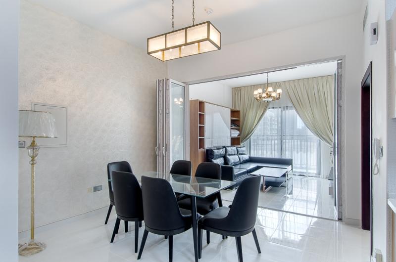 1 Bedroom Apartment For Sale in  Resortz by Danube,  Arjan | 1