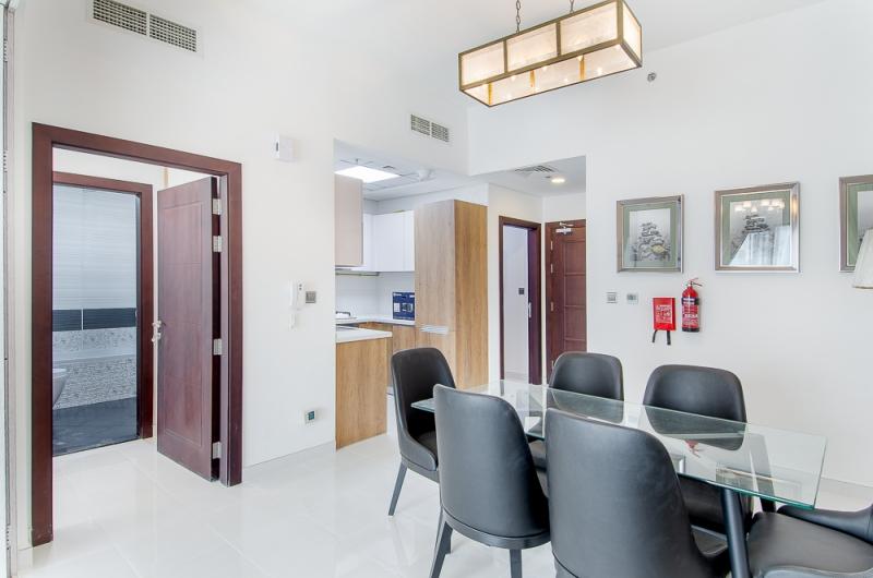 1 Bedroom Apartment For Sale in  Resortz by Danube,  Arjan | 2