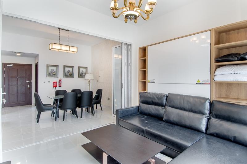 1 Bedroom Apartment For Sale in  Resortz by Danube,  Arjan | 0