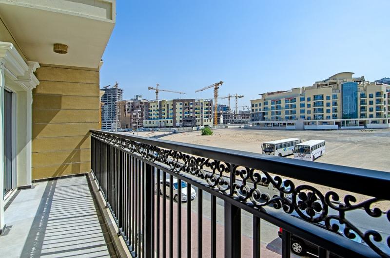 1 Bedroom Apartment For Sale in  Resortz by Danube,  Arjan | 6