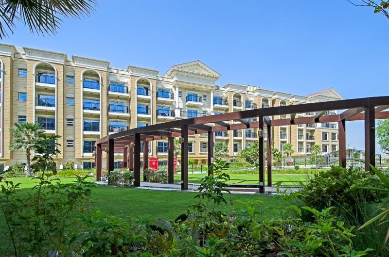 1 Bedroom Apartment For Sale in  Resortz by Danube,  Arjan | 8
