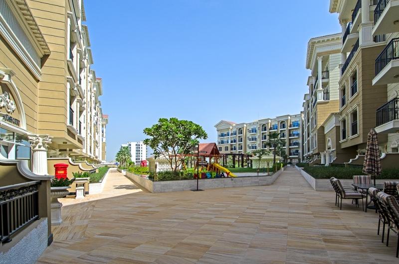 1 Bedroom Apartment For Sale in  Resortz by Danube,  Arjan | 10
