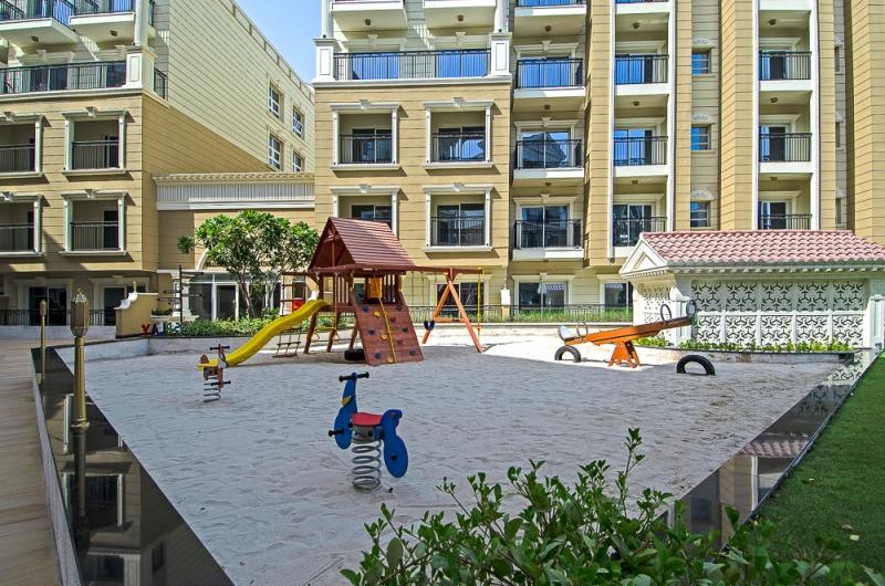 1 Bedroom Apartment For Sale in  Resortz by Danube,  Arjan | 12