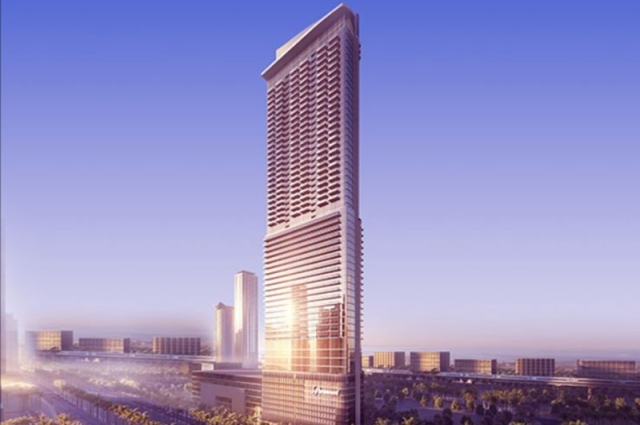 Paramount Hotel & Residences, Business Bay