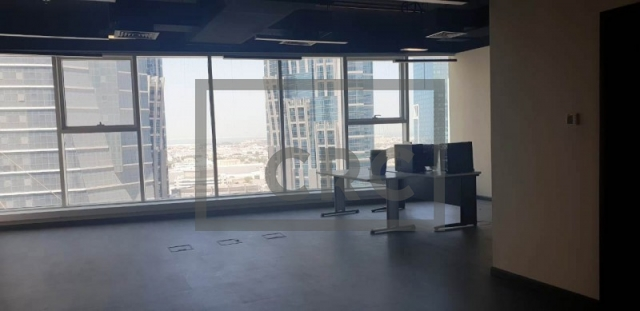 office for rent in business bay, al manara tower | 1