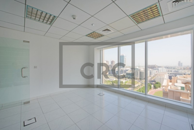 839 sq.ft. Office in Barsha Heights (Tecom), Al Thuraya Tower 1 for AED 121,655