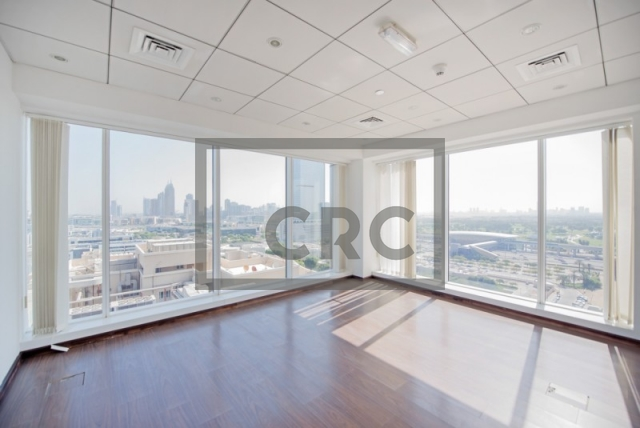 896 sq.ft. Office in Barsha Heights (Tecom), Al Thuraya Tower 1 for AED 129,920