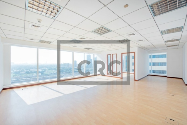 765 sq.ft. Office in Barsha Heights (Tecom), Al Thuraya Tower 1 for AED 110,925