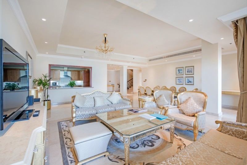 4 Bedroom Townhouse For Sale in  Kempinski Palm Residence,  Palm Jumeirah   4