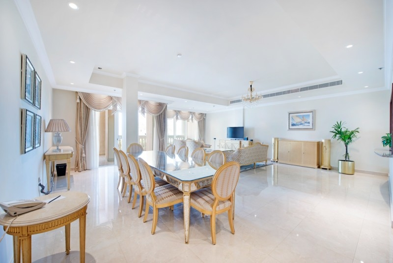 4 Bedroom Townhouse For Sale in  Kempinski Palm Residence,  Palm Jumeirah   5