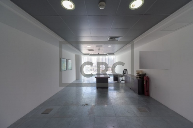 635 sq.ft. Office in Business Bay, Blue Bay Tower for AED 63,500