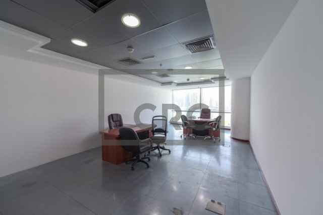 541 sq.ft. Office in Business Bay, Blue Bay Tower for AED 54,100