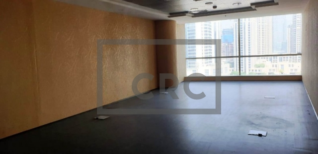 semi-furnished office for rent in business bay, blue bay tower | 3
