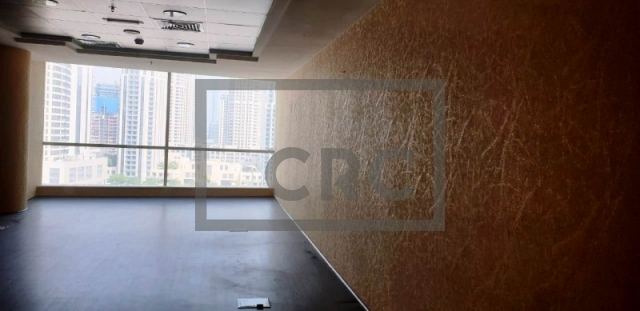 semi-furnished office for rent in business bay, blue bay tower | 2