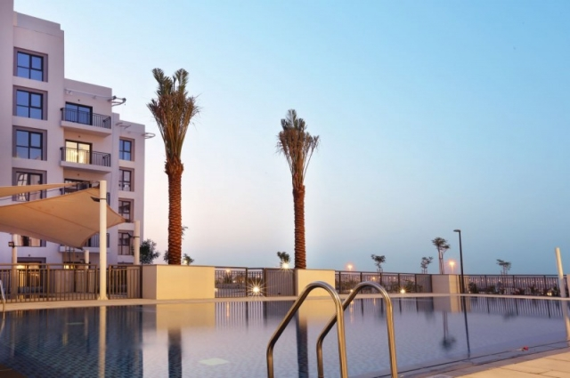 Zahra Breeze Apartments 3A, Town Square