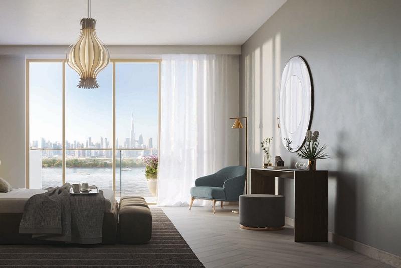 Studio Apartment For Sale in  AZIZI Riviera 19,  Meydan City   4