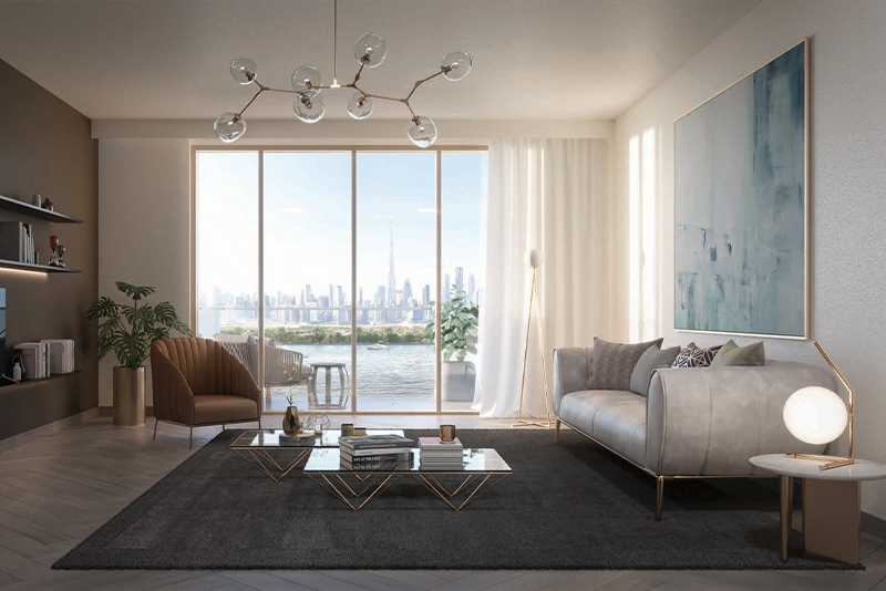 Studio Apartment For Sale in  AZIZI Riviera 19,  Meydan City   2