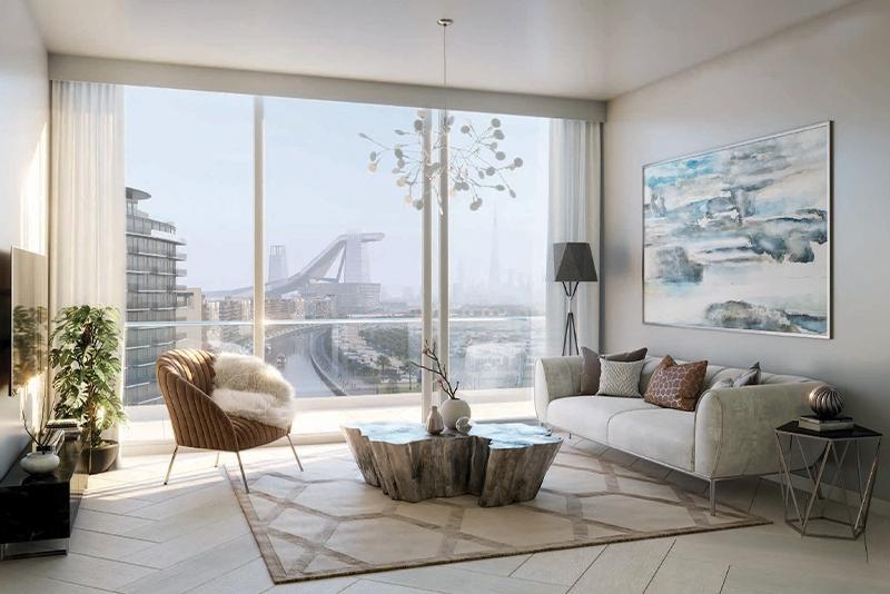 Studio Apartment For Sale in  AZIZI Riviera 19,  Meydan City   0