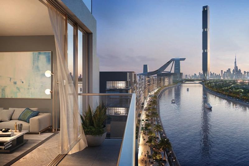 Studio Apartment For Sale in  AZIZI Riviera 19,  Meydan City   5